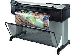 HP DesignJet T830 36-in Multifunction Printer - F9A30A
