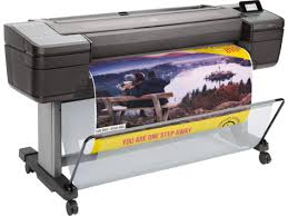 HP DesignJet Z6 dual roll 44-in Postscript Printer with Vertical Trimmer - T8W18A