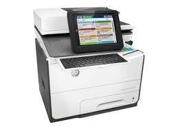 HP PageWide Enterprise Color Flow MFP 586Z - G1W41A
