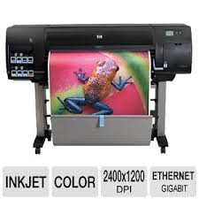 HP Designjet Z6800 60in Photo Production Printer - F2S72A